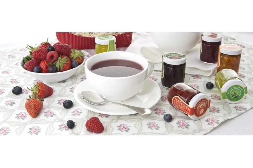 Kartonové balení pečených čajů - 24 ks