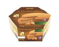 Caramelka, 670 g, průměr 18 cm