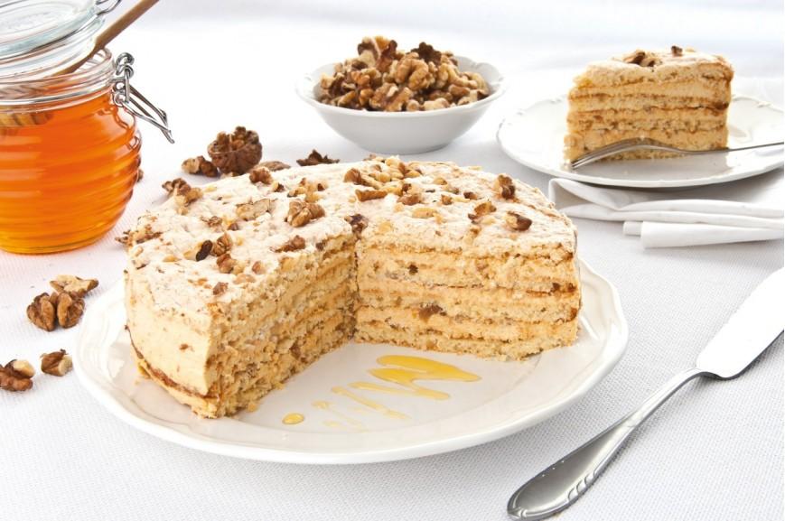 Kyjevský dort, 740 g, průměr 18 cm